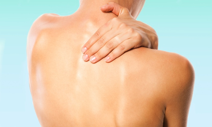 Maximized Health Wellness Center - Centennial: Chiropractic Consult, Exam, Adjustment, and One or Three Massages at Maximized Health Wellness Center (Up to 85% Off)