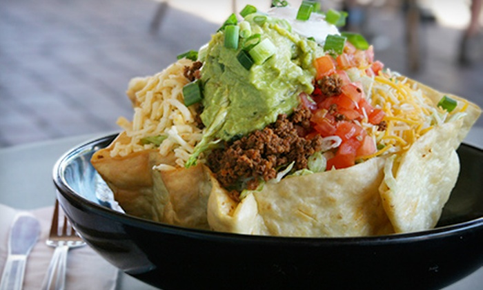 Taco Fusion - Palma Ceia: $15 for $30 Worth of Mexican Food at Taco Fusion