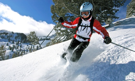 All-Day Lift Ticket at Caberfae Peaks Ski & Golf Resort (Up to 43% Off). Two Options Available.