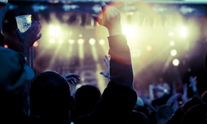 Zac Brown Band or AC/DC: Zac Brown Band on September 11 or AC/DC on September 15 at Down the Line Rooftop (Up to 43% Off)