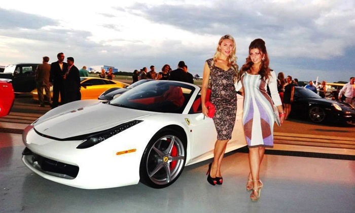 Luxe Fashion Group - Tampa Bay Area: Cars & Couture Motorfest Weekend Spectator Admission or Driver Pass from Luxe Fashion Group (41%)