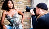 The TV Training Academy - Birmingham Custard Factory: Movie-Themed Professional Photoshoot for £18 with The TV Training Academy (93% Off)