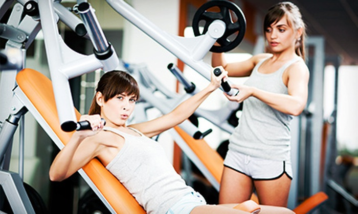 Atlanta Fitness Diva - Sandy Springs: $75 for Five Small Group Personal Training Sessions for Women at Atlanta Fitness Diva ($245 Value)