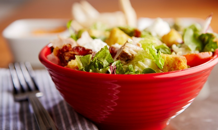 Saladworks - Boston - Downtown: $8 for $12 for Pickup or Delivery at Saladworks. Order Online.