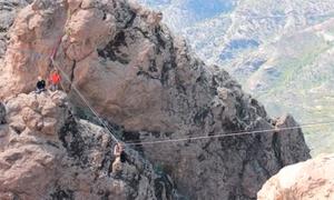 Aventura en Canarias: Experiencia multiaventura para dos o cuatro personas desde 29,90 €