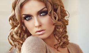 sas poupe & choupe: Demi-journée de relooking avec forfait coiffure et maquillage à 69 € chez Poupe & Choupe