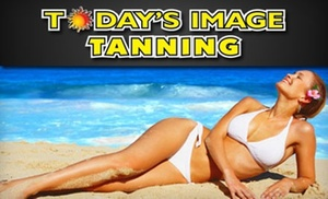 Today's Image Tanning: One, Two, or Three Mystic-Tanning Sessions at Today's Image Tanning (Up to 67% Off)