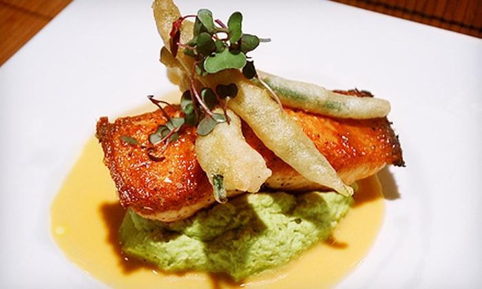 Sola Restaurant - North Center: $25 for $50 Worth of Hawaiian-Inspired Dinner at Sola Restaurant