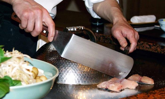Sakana Sushi & Hibachi - Wayzata- Maple Grove- New Hope: Hibachi Dinner or Sushi at Sakana Sushi & Hibachi (Up to 50% Off)