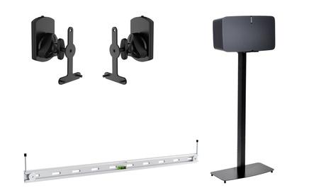 Pyle Universal Speaker Pedestals and Wall Mounts 14d8bfc6-6fad-11e6-9dff-00259060b5da