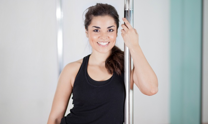 Twisted Fit - Ribinson: $37 for One Month of Unlimited Pole-Dance Fitness Classes at Twisted Fit ($110 Value)