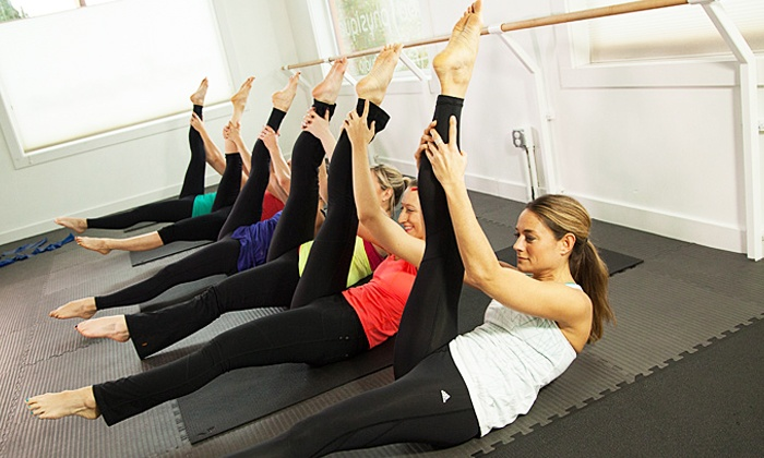Mod Physique - Mod Physique: Barre and Pilates Classes at Mod Physique (54% Off). Two Options Available.