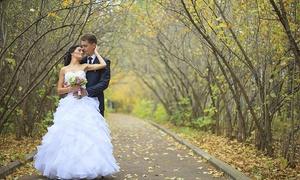 IMMAGINI STUDIO FOTOGRAFICO: Servizio fotografico matrimoniale con DVD e album da Immagini Studio Fotografico (sconto 50%)