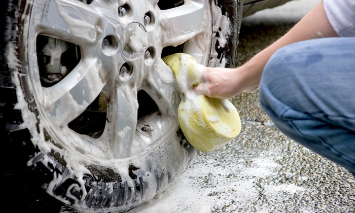 Mid Town Finest Hand Car Wash & Detail - Midtown: Three Car or Truck Hand Washes at Mid Town Finest Hand Car Wash & Detail (53% Off)