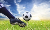 18 Holes of Footgolf for a Family of Four at Arrowe Park Footgolf Course (38% Off)