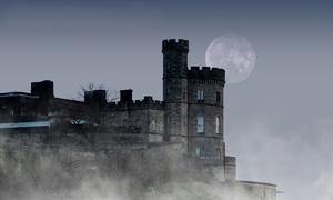 SANDEMANs New Europe Tours: Dark Side of Edinburgh Tour for Two with SANDEMANs New Europe