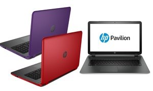 "Hp Pavilion 17.3"" Laptop With Amd A10-5745m Quad-core Processor, 8gb Ram, And 1tb Hard Drive (manufacturer Refurbished)"