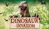 Mostra Dinosaur Invasion, Firenze