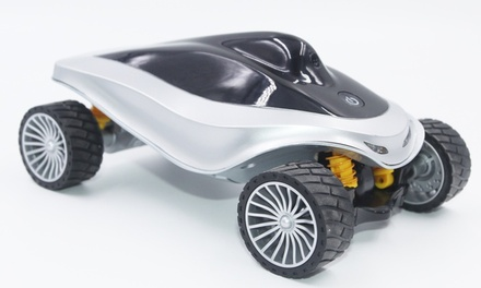 iCon Motor Smartphone-Controlled Car with Camera