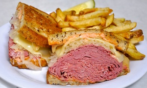 Milton's Restaurant-Deli: $12 for $20 Worth of New York–Style Deli Food at Milton's