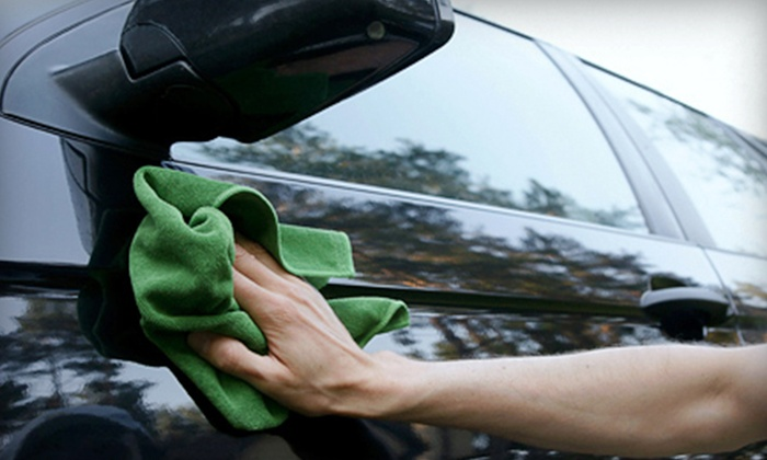 Detail Plus - Marion: Exterior Auto Detailing for One or Two Cars at Detail Plus (50% Off)