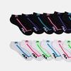 Fila Women's Swift-Dry Socks (12-Pack)