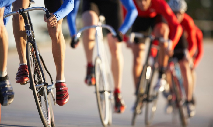 Omaha Health Expo - Century Link Center Omaha: 5K Run, Bike Ride, Timed Bike Ride, or Biathlon for One from Omaha Health Expo on April 13 (Up to 40% Off)