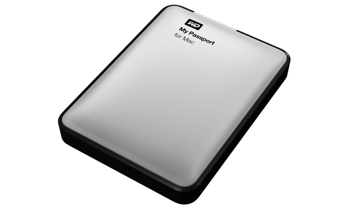 how to find external hard drive on mac
