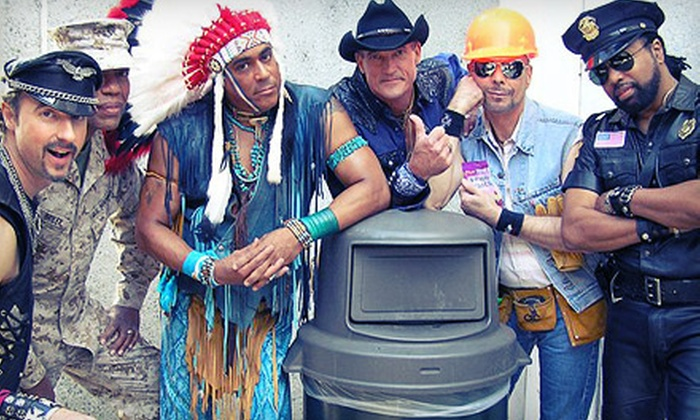 Village People - Bergen Performing Arts Center: $19 to See The Village People at Bergen Performing Arts Center on Saturday, August 24, at 8 p.m. (Up to $38.05 Value)