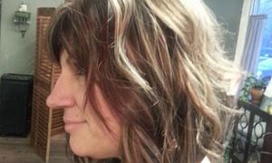 Kj Cuts Inside Loyal Salon: Haircut with Shampoo and Style from KJ Cuts inside Loyal Salon (60% Off)