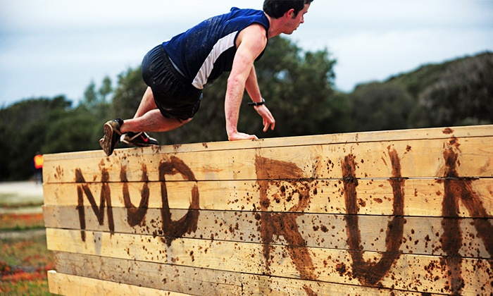 Denton Hog Wild Mud Run - Pilot Point: One, Two, or Four Entries to the Denton Hog Wild Mud Run 5K on April 5 (Up to 52% Off)