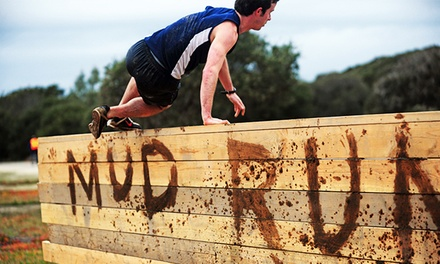 One, Two, or Four Entries to the Denton Hog Wild Mud Run 5K on April 5 (Up to 52% Off)