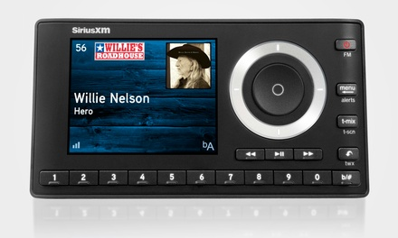 $50 for a SiriusXM Onyx Plus Radio Package with Three-Month Subscription and Vehicle Kit ($208.77 Value)
