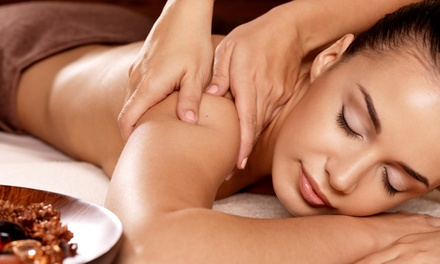 Swedish Massage or Hydro-Lifting Spa Facial or Both at Bene Skin Care & Massage (Up to 58% Off)