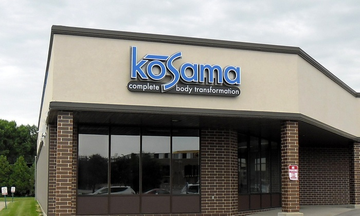 Kosama Complete Body Transformation - Cedar Falls: Four Weeks of Membership and Unlimited Fitness Classes at Kosama Complete Body Transformation (65% Off)