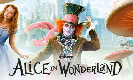 Disney in Concert: Alice in Wonderland at Royal Albert Hall (Up to 33% Off)