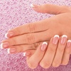 Up to 53% Off Pink-and-White Acrylic Nails