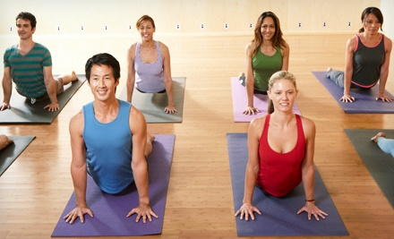 $35 for One Month of Unlimited Yoga and Fitness Classes at YogaWorks (a $149 Value)