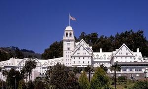 4-Star Spa Resort Overlooking San Francisco Bay