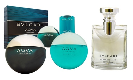 Bvlgari Men's and Women's Fragrances