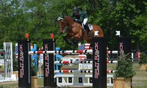Split Rock Jumping Tour: Split Rock Jumping Tour Equestrian Event and Family Festival (October 9–11)