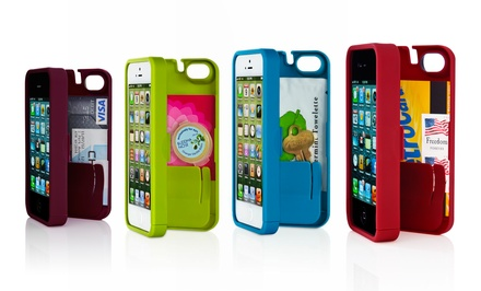 eyn Storage Case for iPhone 4/4s or 5/5s or Samsung Galaxy S4. Multiple Colors Available. Free Returns.