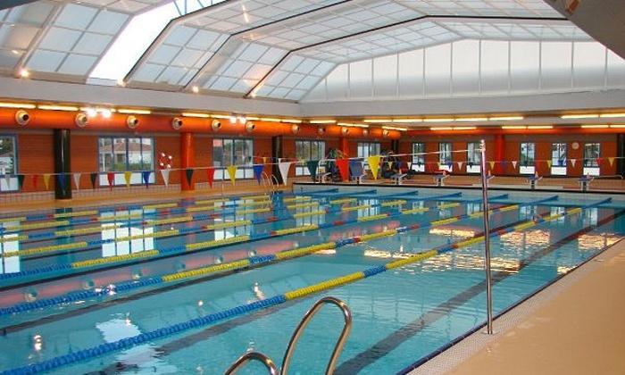 Gimnasio ilimitado piscina clases torresport groupon for Piscina gimnasio