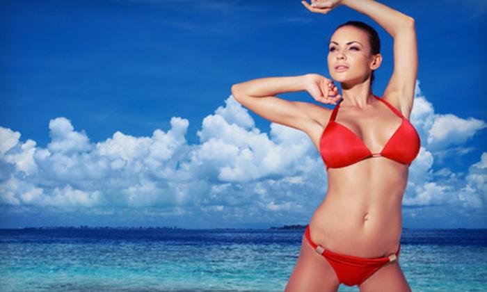 Salon Sonal - Diamond Bar: One or Two Brazilian Bikini Waxes at Salon Sonal (Up to 58% Off)