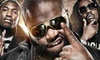 The MMG Tour featuring Rick Ro$$, Meek Mill, Wale, and More - Hoover: The MMG Tour Featuring Rick Ro$$, Meek Mill, and Wale at Save Mart Center on November 29 at 7:30 p.m. (Up to 51% Off)