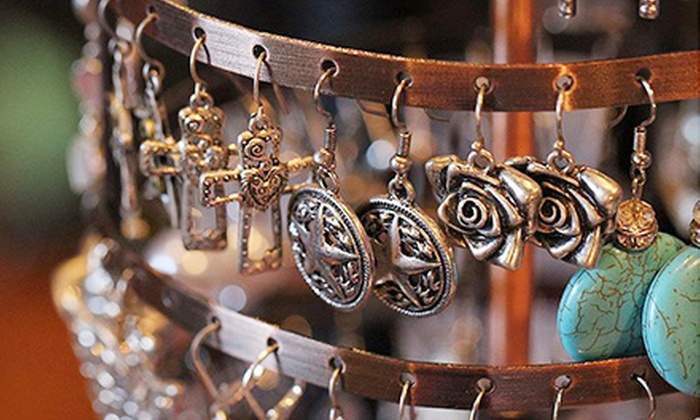 TJ'z Findz - Fountain Inn: $25 for $50 Worth of Apparel and Accessories at TJ'z Findz