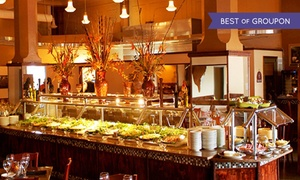 Cowboy Brazilian Steakhouse: Dinner for Two or Lunch for Four at Cowboy Brazilian Steakhouse (Up to 23% Off). Three Options Available.