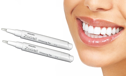 2-Pack of Philips ZOOM! Whitening Pens
