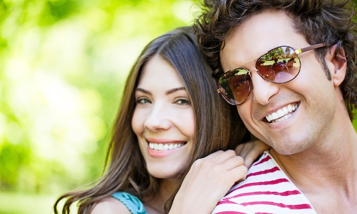 Glamour Spa Boutique - Glamour Spa Boutique: $79for In-Office Teeth Whitening with Enamel Protectant at Glamour Spa Boutique ($325Value)