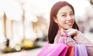 My Shopaholic: $15 for Personal Shopping Trip with Delivery from My Shopaholic ($25 Value)